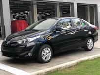 Bán ô tô Toyota Vios 1.5G CVT năm sản xuất 2018, màu đen