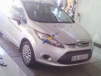 Bán Ford Fiesta sản xuất năm 2011, màu bạc còn mới