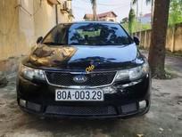 Bán Kia Forte Si sản xuất 2009, màu đen, nhập khẩu nguyên chiếc, 350 triệu