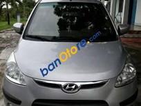 Cần bán xe Hyundai i10 đời 2008, màu bạc, nhập khẩu