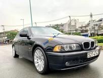 Cần bán BMW 525i sản xuất 2003, màu đen, nhập khẩu nguyên chiếc
