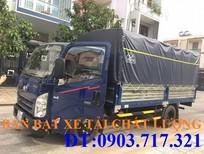 Cần bán xe tải 1,5 tấn - dưới 2,5 tấn năm 2018, màu xanh lam