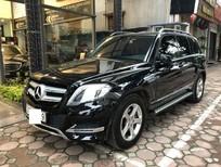 Bán Mercedes GLK 250 4MAtic 2015, màu đen, xe đẹp biển Hà Nội, giá rẻ