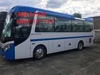 Mua xe 29 chỗ Thaco bầu hơi 2020, giá xe khách 29 chỗ Thaco Meadow Tb85S