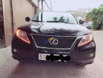 Cần bán Lexus RX 350 năm 2009, màu đen, xe nhập
