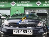 Cần bán lại xe Kia Rio sản xuất năm 2014, màu đen, nhập khẩu xe gia đình