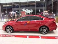 Cần bán Kia Cerato Deluxe năm sản xuất 2018, màu đỏ, giá chỉ 635 triệu