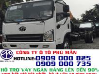 Bán xe Faw 7.3 Tấn – Faw 7T3 – Máy Hyundai – Thùng 6M2