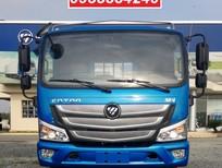 Bán trả góp xe tải Thaco Foton Aumark M4-600 E4 máy Cummin tải 5 tấn thùng 4.35m tại Long An Tiền Giang Bến Tre