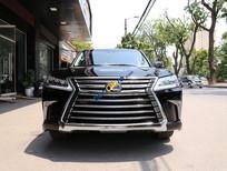 Cần bán xe Lexus LX 570 năm sản xuất 2018, màu đen, xe nhập