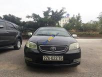 Cần bán gấp Toyota Vios sản xuất 2006, màu đen