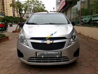 Bán xe Chevrolet Spark Van năm 2012, màu bạc, nhập khẩu Hàn Quốc số tự động