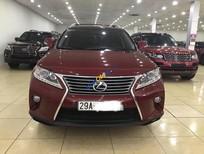Cần bán xe Lexus RX 350 sản xuất 2010, màu đỏ, nhập khẩu nguyên chiếc như mới