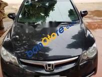 Cần bán gấp Honda Civic 1.8MT năm sản xuất 2008, màu đen