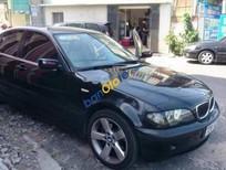 Cần bán lại xe BMW 325i năm sản xuất 2005, màu đen