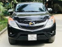 Cần bán lại xe Mazda BT 50 3.2 sản xuất 2014, màu đen, nhập khẩu