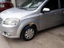 Bán Daewoo Gentra năm sản xuất 2007, màu bạc, 148tr