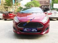 Bán Ford Fiesta 1.0 Ecoboost năm 2017, màu đỏ số tự động, giá tốt