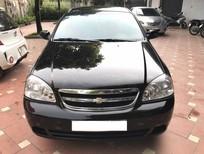 Bán Daewoo Lacetti EX 2010, màu đen giá cạnh tranh