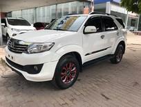 Cần bán xe Toyota Fortuner Sportivo 2.7 sản xuất năm 2016, màu trắng
