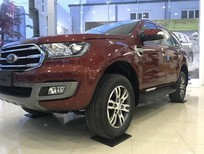 Bán Ford Everest Trend 2018, nhập khẩu nguyên chiếc tặng gói phụ kiện nhiều món, lh 0989022295 tại Bắc Giang