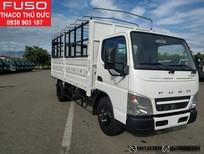 Giá xe tải Mitsubishi, tải 2.1T thùng 4.35m, động cơ Euro4 2018