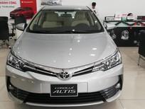 Bán xe Toyota Corolla altis 1.8G sản xuất 2018, màu bạc