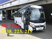 Xe Thaco TB79S E4 2019 mới nhất- 29 chỗ bầu hơi Thaco Tb79S Garden trả góp