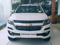 Cần bán Chevrolet Trail Blazer 2.5 AT 4x4 sản xuất năm 2018, màu trắng, nhập khẩu nguyên chiếc