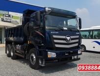 Bán xe ben 3 chân Thaco Auman D240 ETX Euro 4 máy Weichai thùng 10 khối trả góp 80% tại Long An, Tiền Giang, Bến Tre