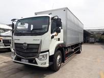 Bán xe tải 9 tấn Thaco Auman C160 ở tại Hải Phòng, với thùng kín thùng bạt