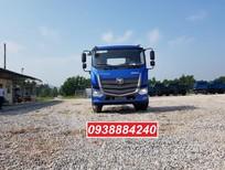 Bán xe tải Thaco Foton Auman C160 E4 mới nhất 9,1 tấn thùng 7,4m vay 80% tại Long An, Tiền Giang, Bến Tre