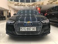 Bán xe Audi A4 STFI sản xuất 2017, màu đen, xe nhập