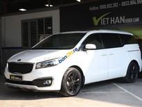 Cần bán Kia Sedona CRDi 2.2AT năm sản xuất 2016, màu trắng