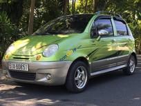 Cần bán Daewoo Matiz SE sản xuất 2007, màu xanh lục chính chủ, giá 145tr