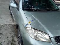 Cần bán lại xe Toyota Vios Limo 2007, màu xám xanh, giá chỉ 220 triệu