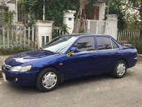 Cần bán lại xe Proton Wira G đời 1996, màu xanh lam còn mới