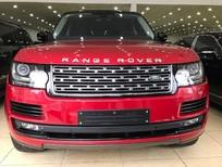 Cần bán xe Landrover Range Rover HSE 2015, màu đỏ, xe nhập Mỹ đăng ký 2016