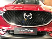 Mazda CX 5 2019 2.5 1 cầu, màu mới [Đỏ pha lê], trả trước chỉ 330 triệu