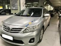 Bán Toyota Corolla Altis 1.8G năm 2011, màu bạc, giá 550tr