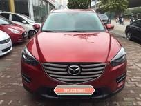 Cần bán xe Mazda CX 5 2.5 sản xuất năm 2017, màu đỏ