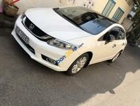 Cần bán lại xe Honda Civic 2.0 năm sản xuất 2015, màu trắng