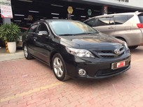 Bán xe Corolla altis 2.0V sản xuất 2011, màu đen