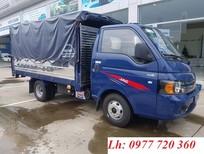 Bán xe tải Jac X150 thùng mui bạt 1 tấn 5, xe có sẵn - giao xe ngay cho khách