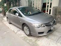Bán Honda Civic 1.8 MT sản xuất năm 2010, màu bạc, nhập khẩu, xe gia đình
