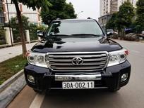 Bán Toyota Land Cruiser 4.6 V8 sản xuất 2013, đăng ký 2014, màu đen