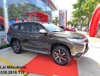 Bán Mitsubishi Pajero Sport máy dầu 4x2 MT, giao xe trước tết, giảm ngay 10 triệu nếu khách giao tiền ngay