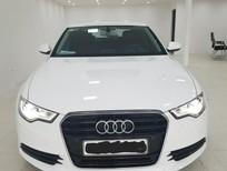 Bán xe Audi A6 sx 2014, màu trắng, nhập khẩu nguyên chiếc