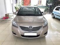 Bán ô tô Toyota Vios 1.5 E 2012, màu vàng, giá tốt