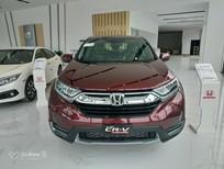 Bán Honda CRV đỏ giao trước tết. Trả trước 260 triệu